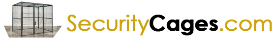 Logo, SecurityCages.com